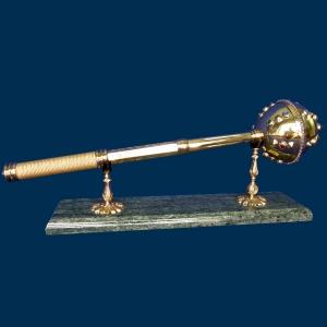 Сувенирное оружие, Булава гетманская на литой подставке