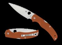 C244GPBORE Нож Spyderco Native Chef REX 45 Orange