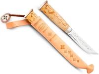 230016C Нож туристический Marttiini Snow Crystal 2017 Annual Knife