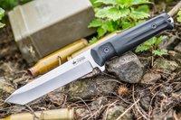 Kizlyar Supreme KE AGGL4SW Нож Aggressor 420HC LITE STONEWASH