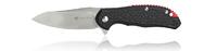 SWF25-14 Нож Steel Will Modus, черно-красный