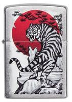 29889 Зажигалка Zippo 200 Asian Tiger Design
