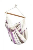 Подвесной стул-гамак La Siesta Caribena purple