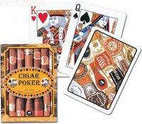 """Piatnik, Карты игральные """"Cigar Poker"""""""