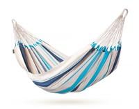 Одноместный гамак La Siesta Caribena aqua blue