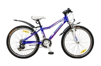 "Велосипед Optimabikes COLIBREE AM 24"" Al синий"