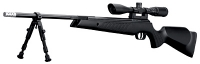 Cometa Fusion Black + Pack Sniper