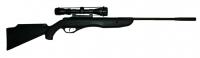 Crosman, Пневматическая винтовка G1 Xtreme CS1K77KTBX с прицелом 3-12х44