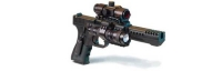 Crosman, Пневматический пистолет Crosman T4 pts