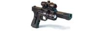 Пневматический пистолет Crosman T4 pts