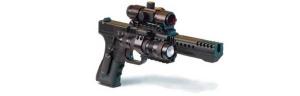 Crosman, Пневматический пистолет Crosman T4 opts