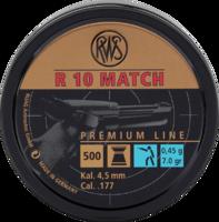 Пули RWS R10 Match 0.45g (500) к.4,5
