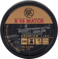Пули RWS R10 Match 0.53g (500) к.4,5