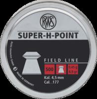 Пули RWS Super-H-Point 0.45g (500) к.4,5