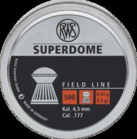 Пули RWS Superdome 0.54g (500) к.4,5