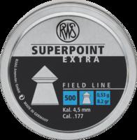 Пули RWS Superpoint Extra 0.53g (500) к.4,5