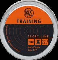 Пули RWS Training 0.53g (500) к.4,5