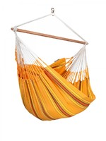 Гамаки, Подвесной сидячий гамак La Siesta Currambera apricot