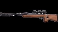 Пневматическая винтовка Crosman Valiant с прицелом 4х32