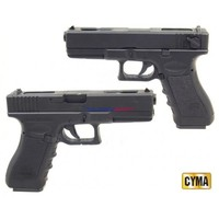 Пистолет Cyma Glock 18C AEP Black