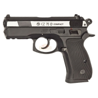 ASG CZ 75 D Compact Nikel