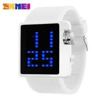Часы Skmei 1145 White BOX
