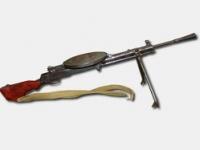Макеты массогабаритные, ММГ ДП-27 (Дегтярев пехотный)