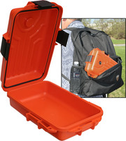 Кейс для патронов MTM Survivor Dry Box Oranje