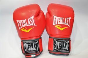 Перчатки для бокса, Перчатки боксерские PU ELAST 3987 10oz