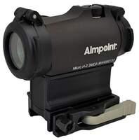 Прицел коллиматорный Aimpoint Micro H-2 2МОА. LRP mount Picatinny