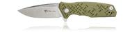 SWF14-02 Нож Steel Will Chatbot, оливковый
