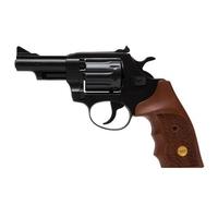 Револьвер флобера Alfa 431 вороненый, дерево