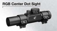 Прицел оптический Red Dot 30MM RGB Long Sign