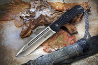 Kizlyar Supreme KE MAX8SW Нож туристический Maximus AUS8 SATIN