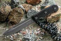 Kizlyar Supreme KE MAXSITW Нож туристический Maximus Sleipner TacWash