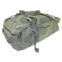 Сумка - рюкзак 70л зеленый Oxford 500D