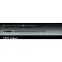 Спининг Graphiteleader VELOCE GLVS-60SUL 1.83m. 99gr. 0.8-5.25