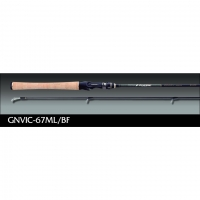 Спининг Graphiteleader VIGORE NUOVO GNVIC-67ML/BF 2,01m.3,5-14