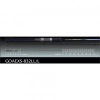 Спининг Graphiteleader ARGENTO EX GOAEXS-832LL/L 2,51m. 131gr.3-18 gr