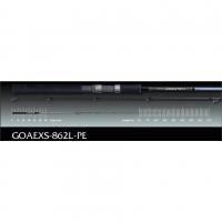 Спиннинг Graphiteleader ARGENTO EX SPINNING MODEL GOAEXS-862L-PE 2,59m 148gr 5-21gr