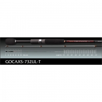 Спининг Graphiteleader CALZANTE EX GOCAXS-732UL-T 2,21m 90gr 0,6-8gr