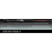 Спининг Graphiteleader CALZANTE EX GOCAXS-762UL-S 2,29m 92gr 0,5-6gr