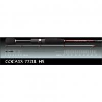 Спининг Graphiteleader CALZANTE EX GOCAXS-772UL-HS 2.31m 0.6-8gr 2-6lb