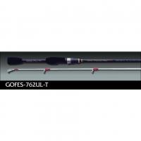 Спининг Graphiteleader Finezza Neo GOFES-762UL-T 2,29m 0,6-8gr