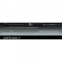 Спининг Graphiteleader Finezza Trenta 30 GOFTS-832 L-T 2,52m 97gr 0,6-10gr