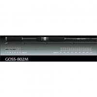 Спининг Graphiteleader SEPIANO GOSS-802M 2,44m 136gr