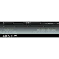 Спининг Graphiteleader SEPIANO GOSS-832M 2,52m 137gr