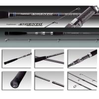 Спининг Graphiteleader Argento Nuovo GONAS-902L/ML 2,61m 6-28gr
