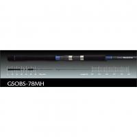 Спининг Graphiteleader Barlette GSOBS-78MH 2,34m 208gr 20-100gr