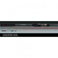 Кастинговое удилище Graphiteleader NUOVO PAGRO GSONPC-64UL 1,93m 116gr 20-60gr